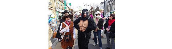 Carnaval de Montgeron 7 mars 2015